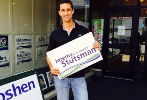 Jeremy Stutsman Announces his 20:15 Campaign Event